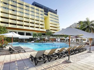 Hotel Dominican Fiesta Hotel & Casino Pool