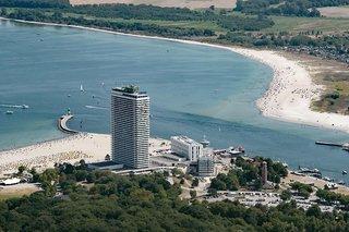 Hotel Maritim Strandhotel Travemünde Außenaufnahme
