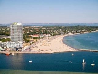 Hotel Maritim Strandhotel Travemünde Strand