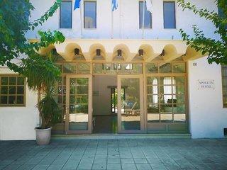 Hotel Apollon Hotel Außenaufnahme