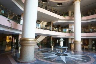 Hotel Sunrise Holidays Resort - Erwachsenenhotel Lounge/Empfang