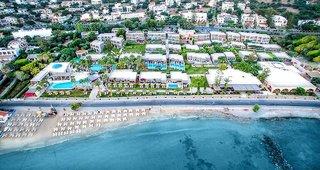 Hotel Blue Sea Beach Luftaufnahme