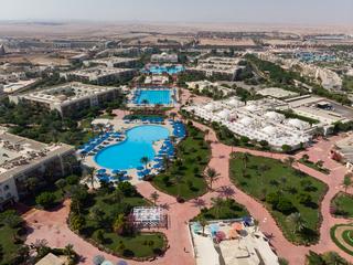 Hotel Desert Rose Resort Luftaufnahme