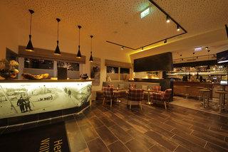 Hotel Almrausch Lounge/Empfang