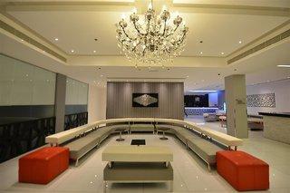 Hotel Best Western Premier Muscat Lounge/Empfang
