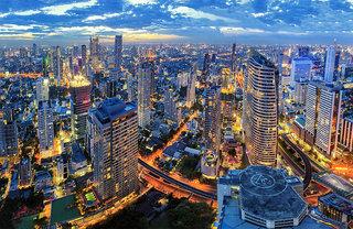 Hotel 14-tägige Thailand-Rundreise Stadtansicht