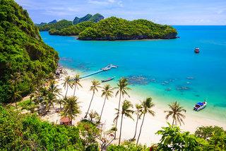 Hotel 14-tägige Thailand-Rundreise Landschaft