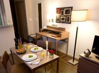 Hotel Adagio Aparthotel Berlin Kurfürstendamm Wohnbeispiel