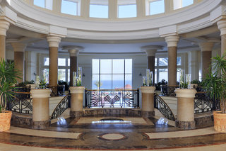 Hotel Renaissance Sharm El Sheikh Golden View Beach Resort Lounge/Empfang
