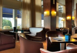 Hotel Barchetta Excelsior Lounge/Empfang