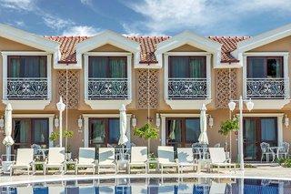 Hotel Dalyan Resort Spa Außenaufnahme