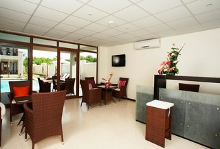Hotel Grand Baie Suites Lounge/Empfang