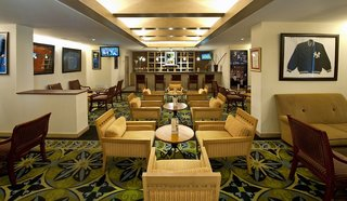 Hotel Quality Hotel Real Aeropuerto Santo Domingo Lounge/Empfang