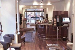 Hotel Savoy Kopenhagen Lounge/Empfang