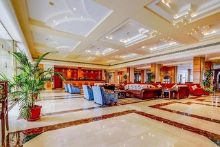 Hotel Palm Beach Resort Lounge/Empfang
