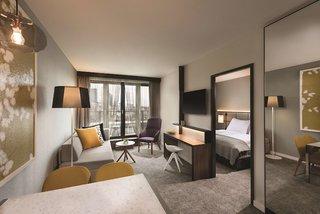 Hotel Adina Apartment Hotel Frankfurt Westend Wohnbeispiel