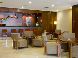 Hotel NH Ciudad de Valencia Bar