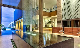 Hotel Ace of Hua Hin ResortLounge/Empfang