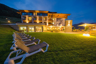 Hotel Alpine Resort Zell am See Garten
