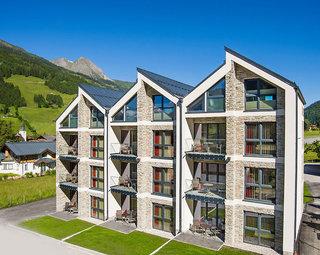 Hotel Bergparadies Außenaufnahme