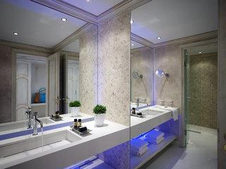 Hotel Mitsis Laguna Resort & Spa Badezimmer