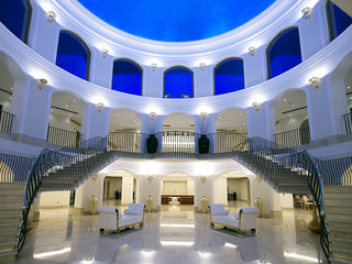 Hotel Mitsis Laguna Resort & Spa Lounge/Empfang
