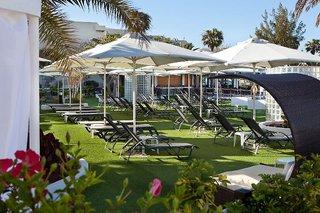 Hotel Hesperia Lanzarote Playa Dorada Garten
