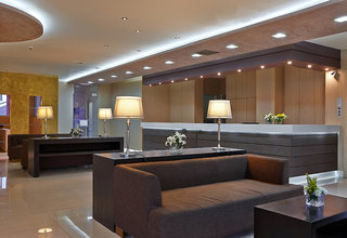 Hotel St.Constantin Lounge/Empfang