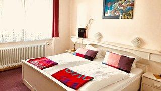 Hotel Berg Hotel Wohnbeispiel