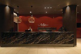 Hotel Adina Apartment Hotel Frankfurt Neue Oper Lounge/Empfang