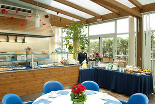 Hotel Best Western Plaza Neapel Restaurant