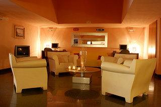 Hotel Best Western Plaza Neapel Lounge/Empfang