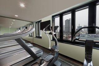 Hotel Adina Apartment Hotel Frankfurt Westend Sport und Freizeit