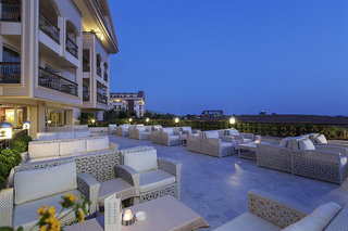 Hotel Crystal Palace Luxury Resort & Spa Terasse