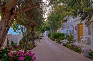 Hotel Kalypso Cretan Village Garten