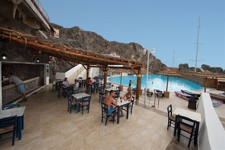 Hotel Kalypso Cretan Village Terasse
