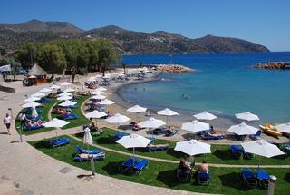Hotel Wyndham Grand Crete Mirabello Bay Strand