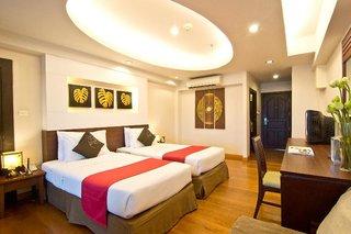 Hotel Golden Sea Pattaya Wohnbeispiel