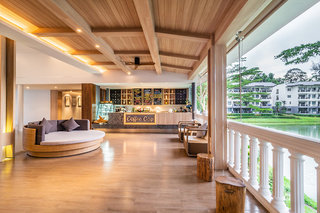 Hotel Khao Lak Emerald Beach Resort & Spa Lounge/Empfang