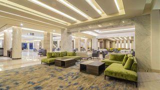 Hotel Amarina Abu Soma Resort & Aquapark Lounge/Empfang
