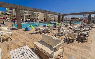 Hotel Amarina Abu Soma Resort & Aquapark Terasse