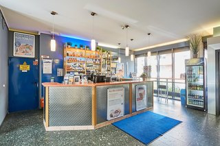 Hotel a&o Hamburg Hammer Kirche Bar