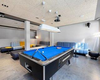 Hotel a&o Frankfurt Galluswarte Hotel & Hostel Sport und Freizeit