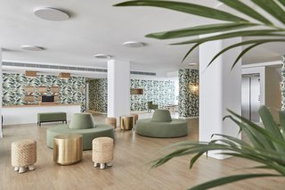 Hotel HM Dunas Blancas Lounge/Empfang