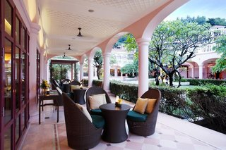 Hotel Centara Grand Beach Resort Phuket Terasse