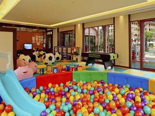 Hotel Centara Grand Beach Resort Phuket Kinder
