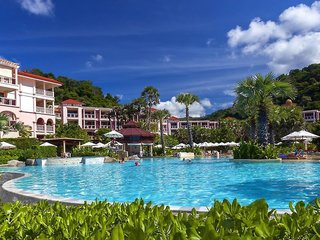 Hotel Centara Grand Beach Resort Phuket Pool
