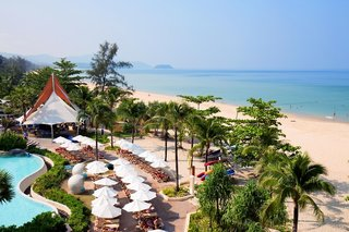 Hotel Centara Grand Beach Resort Phuket Strand