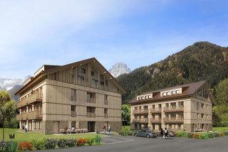 Hotel ALPRIMA Aparthotel Hinterstoder Außenaufnahme