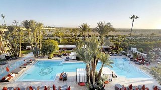 Hotel Sofitel Marrakech Palais Imperial Hotel Außenaufnahme